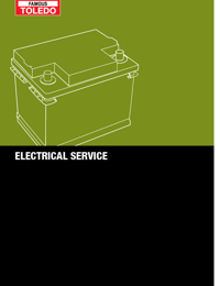 TOLEDO Tools Electrical Catalogue