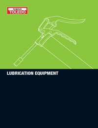 TOLEDO Tools Lubrication Equipment Catalogue