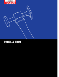 TOLEDO Tools Panel & Trim Catalogue