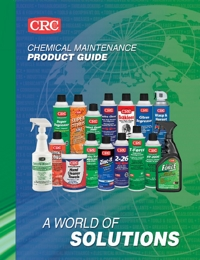 CRC Chemical Products Catalogue