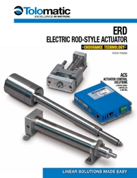 TOLOMATIC Power Transmission ERD Series Catalogue