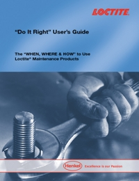 LOCTITE Adhesives Users Guide