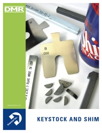 DAEMAR Industrial Shim & Key Catalogue
