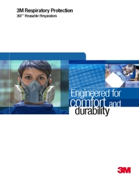 3M Safety Reusable Respirator Catalogue