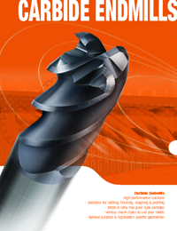SUTTONS Cutting Tools Carbide End Mills Catalogue