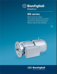 BONFIGLIOLI 3 Phase Motors Catalogue