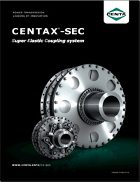 CENTA Couplings Centax Series Catalogue