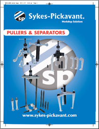 SYKES Pullers Catalogue