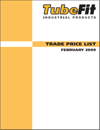 TUBEFIT Product Catalogue