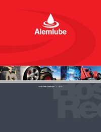 ALEMLUBE Lubrication Equipment Hose Reel Catalogue