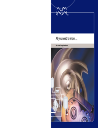 ALFA LAVAL Valves Pump Catalogue