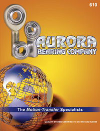 AURORA Rod Ends Catalogue