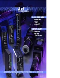TOLOMATIC Power Transmission Axi Dyne Series Catalogue