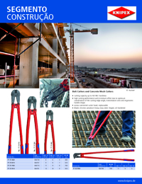 KNIPEX Tools Construction Industry Brochure