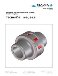 TSCHAN Couplings S-St & S-Slt Series Catalogue