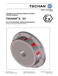 TSCHAN Couplings SV Series Catalogue