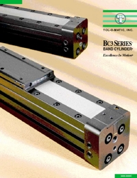 TOLOMATIC Power Transmission BC3 Series Catalogue