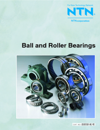 NTN Bearings Ball & Roller Series Catalogue