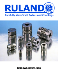 RULAND Couplings Bellows Series Catalogue