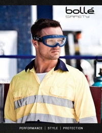 BOLLE SAFETY Eyewear Catalogue