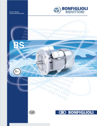 BONFIGLIOLI Single Phase Motors Catalogue