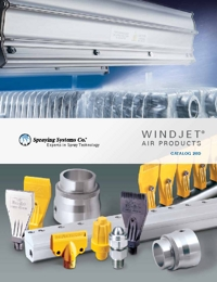 SPRAYING SYSTEMS CO Spraying Equipment WIND JET Catalogue