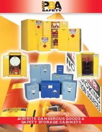 PBS Safety Cabinets Catalogue