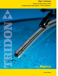 TRIDON Accessories Wipers Catalogue