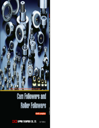 IKO bearings Cam Followers Catalogue