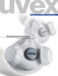UVEX Safety Equipment Breathing Protection Range Catalogue