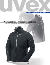 UVEX Safety Equipment Clothing Range Catalogue