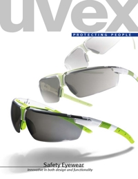 UVEX Safety Equipment Eyewear Range Catalogue