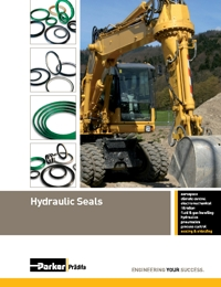 PARKER Seals Hydraulic Series Catalogue
