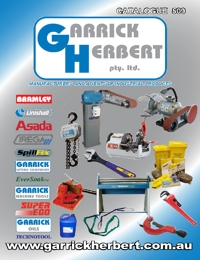 GARRICK & HERBERT Machine & Tool Catalogue