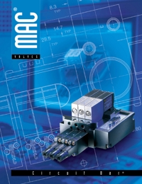 MAC Valves Circuit Bar Series Catalogue