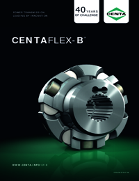 CENTA Couplings Centaflex B Brochure