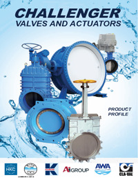Challenger Valves Catalogue