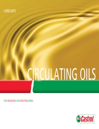 CASTROL Circulating Oils Catalogue