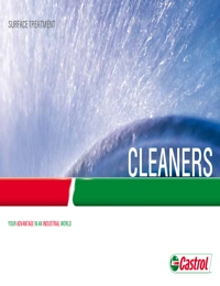 CASTROL Cleaners Catalogue