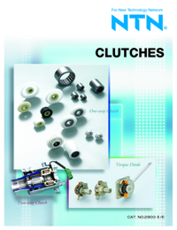 NTN Bearings Clutch Series Catalogue