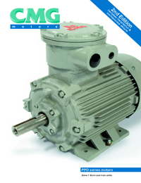 CMG Electric Motors PPD Series Catalogue