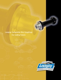 LOVEJOY Couplings Composite Disc Series Catalogue