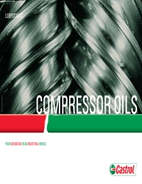 CASTROL Compressor Oils Catalogue
