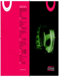 COOPER Split Roller Bearings Catalogue
