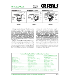 CHICAGO RAWHIDE SCOT Seal Types Brochure