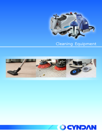 CYNDAN Cleaning Equipment Catalogue