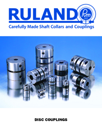 RULAND Couplings Disc Series Catalogue