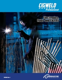 CIGWELD Welding Electrodes, Rods & Fluxes Catalogue