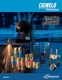CIGWELD Welding Gas Equipment Accessories Catalogue