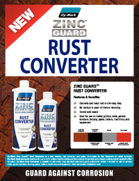 Dy-Mark Zinc Guard Rust Converter Flyer